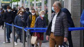 """الولايات المتحدة تسجل أعلى معدل إصابات يومية بـ""""كورونا"""" بـ 83 ألفا"""