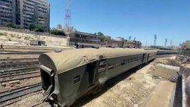 حادث قطار محطة مصر بالإسكندرية.. مساعد السائق يعترف بالخطأ