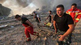 لبنان: 135 قتيلا و80 مفقودا حتى الساعة جراء انفجار ميناء بيروت