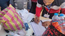 «متبرع تحت الطلب».. حملة شبابية بالعريش للتبرع بالدم