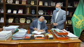 محافظ القليوبية يعتمد جدول امتحانات الإعدادية: تبدأ أول يونيو