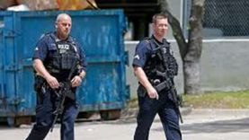 القبض على المشتبه بهما في حادثي إطلاق نار بالولايات المتحدة