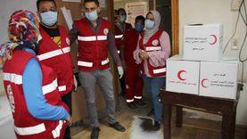 """""""الهلال الأحمر"""" يطلق مبادرة """"حمايتك دورنا"""" لنشر الوعي بفيروس كورونا"""