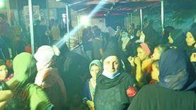 السيدات يتصدرن المشهد أمام مدرسة التوفيقية قبل إغلاق لجان التصويت