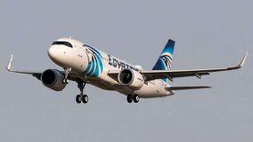 مطار القاهرة يستقبل ويودع 12923 مسافرا اليوم