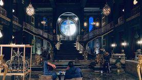 مهندس ديكور «نسل الأغراب» يكشف سبب ظهور منزل «غفران» باللون الأسود