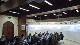 «القومية للقاهرة التراثية» تناقش مقترح إدارة حديقة الأسماك