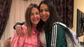 """دنيا وإيمي سمير غانم: """"بيومي فؤاد"""" فنان عظيم وعاشق لعمله وموهوب"""