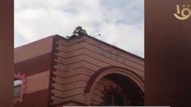 """فيديو.. مواطن ينقذ صينية من الانتحار بالشرقية: """"خوفت على صورة مصر"""""""