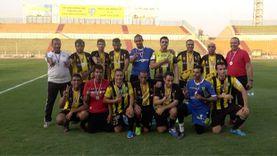 بطل كأس مصر باتحاد الإعاقات الذهنية يهزم المقاولون العرب بخماسية