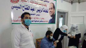 تطعيم 2000 من الفرق الطبية بلقاح كورونا في الشرقية