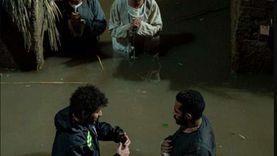تصوير أسبوع بـ3 أماكن.. منفذ مشهد فيضان «موسى» يروي كواليس 4 أشهر من العمل