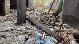 عاجل.. انهيار منزل من 4 طوابق بالغربية وأنباء عن وجود ضحايا تحت الأنقاض