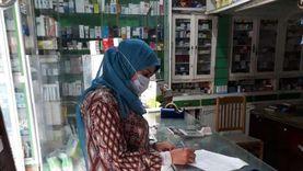 """حملات لضبط سوق الدواء بالمنيا وإزالة 34 حالة تعدٍ بـ""""ديرمواس"""""""