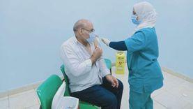 «الصحة»: تطعيم 10 آلاف مواطن ضد كورونا يوميا في مركز أرض المعارض