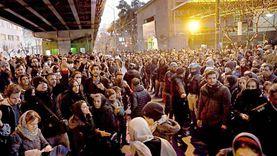 استمرار قطع الإنترنت في إيران تزامنا مع الاحتجاجات