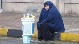 سيدة المطر: أنا في البلد.. والجو الوحش ماضرنيش