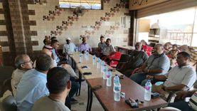 """""""مستقبل وطن"""" يواصل لقاءاته الجماهيرية بجنوب سيناء استعدادا لانتخابات الشيوخ"""