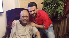 الضحكة تعود لوجه جمال يوسف بعد زيارة كريم الحسيني