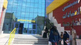 مصرع شخص وإصابة 7 في حادث مروري بصحراوي بني سويف