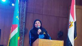 صور.. جامعة عين شمس تستضيف حفل تكريم خريجين طلاب جنوب السودان