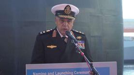 الفريق أحمد خالد: نراقب كل الأنشطة البحرية 24 ساعة في اليوم