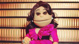 """فيديو.. أبلة فاهيتا لـ لميس الحديدي: """"اتصبت بكورونا من الحسد"""""""