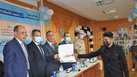 كلية الزراعة بجامعة كفر الشيخ تنظم حفل استقبال للطلاب الجدد
