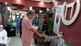 """مستشفى قوص يسجل """"صفر"""" كورونا لليوم السابع على التوالي"""