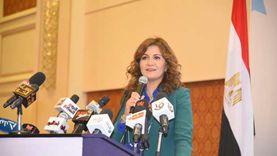 وزيرة الهجرة: بدء لقاءات «مصرية بـ100 راجل» أول مارس