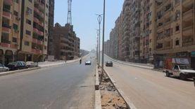 محافظة الجيزة عن حادث كوبري ترسا: «لا صحة لانهيار عقار»