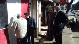 """غلق مطعمين في المنيا لعدم تطبيق إجراءات مكافحة """"كورونا"""""""
