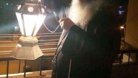 مصر الحلوة.. الكنائس تعلق فوانيس رمضان (صور)