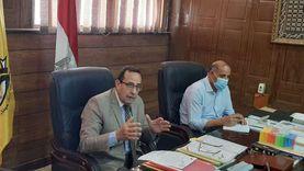 مخطط كامل لتطوير مدينة الشيخ زويد بشمال سيناء