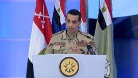 المتحدث العسكري عن إلغاء «الطوارئ»: قرار جلل يليق بما دفع فيه من دماء شهداء