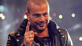 """فيديو.. عمرو دياب يروج لأغنيته الجديدة """"مالك غيران"""" على فيسبوك"""
