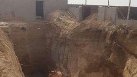 تفاصيل واقعة انهيار بئر مياه على شابين في سيناء: الرمال دفنتهما أحياء