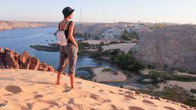 شباب يدعمون مبادرة «شتي في مصر»: لتنشيط سياحة بلدنا «صور»