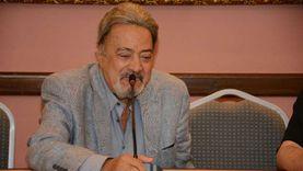 عاجل.. وصول ابن شقيق يوسف شعبان لمستشفى العجوزة لإنهاء إجراءات الدفن