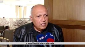 وزير الخارجية: كل العناصر المتوفرة في مصر مسخرة لخدمة مصالح شعبها