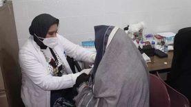فحص 2604 مرضى و172 عملية بالمجان في قافلة طبية بسيوة