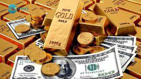 استقرار أسعار الذهب والدولار خلال تعاملات اليوم