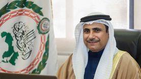 رئيس البرلمان العربي يهنئ ولي العهد السعودي بمناسبة نجاح عمليته الجراحية
