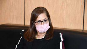 وزيرة التخطيط تستقبل السفير البريطانى بمصر لمناقشة سبل تعزيز التعاون المشترك
