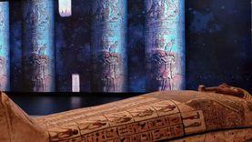 «بسماتيك بن أوزير» حكاية تابوت فرعوني في أجنحة معرض إكسبو دبي 2020