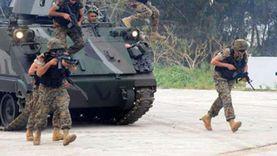 اشتباكات عنيفة بين مطلوبين ودورية للجيش اللبناني شمال شرقي البلاد