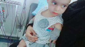 معاناة الطفلة كنزي مع ضمور العضلات: «نفسي أمشي وأطلع دكتورة»
