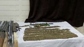 """""""أمن الدولة طوارئ"""" تقضي بالمؤبد لمتهم في حيازة أسلحة نارية بجنوب سيناء"""