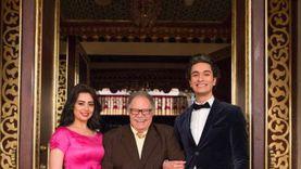 تفاصيل زيارة يحيى الفخراني لهبة مجدي ومحمد محسن في منزل الزوجية