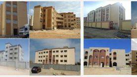 محافظ الشرقية: إنشاء وتطوير 128 مدرسة بتكلفة 11 مليار و4 مليون جنيه